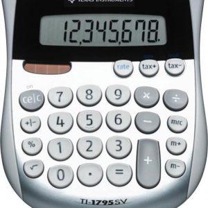 4x Texas bureaurekenmachine TI-1795 SV