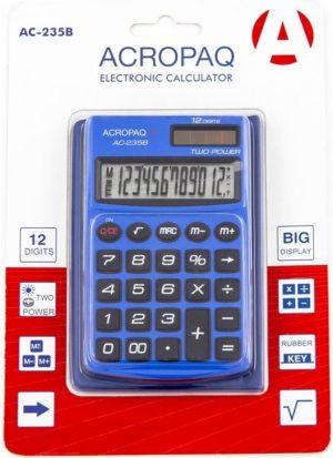 Acropaq rekenmachine Ac-235b