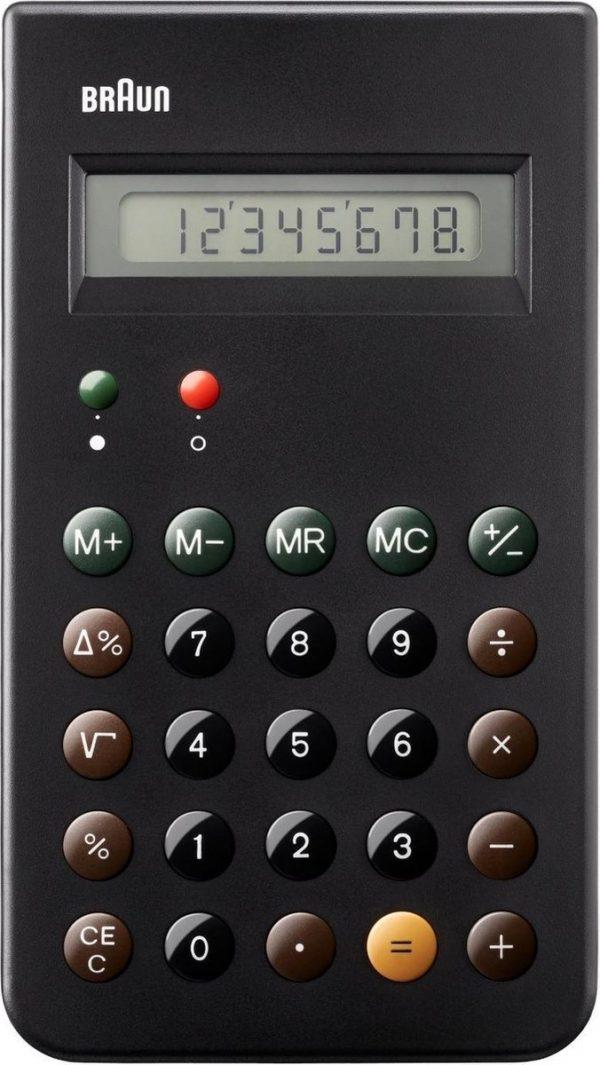 Braun BNE001BK - Bureaurekenmachine
