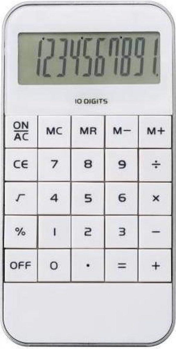 Bureaurekenmachine -10 digits