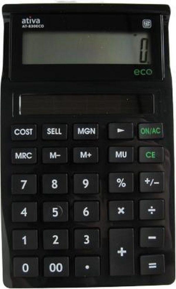 Bureaurekenmachine Ativa AT-83ECO