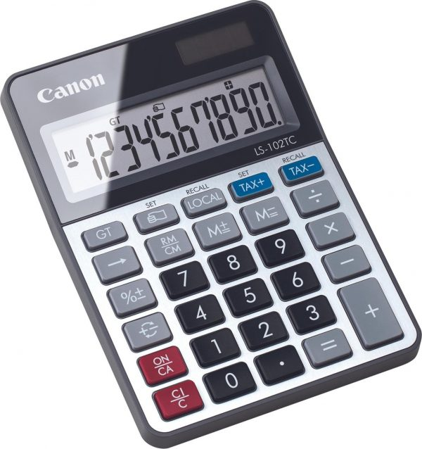 .CALCULATOR LS-102TC DBL EMEA