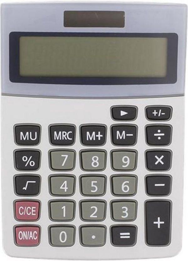 Calculator - Grijs - Zonne-energie