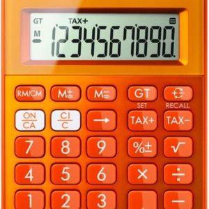 Canon LS-100K calculator Desktop Basisrekenmachine Oranje