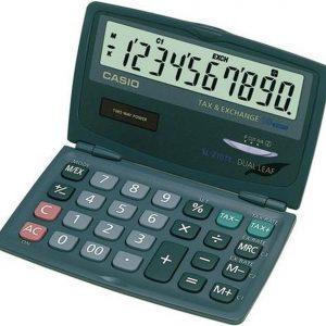Casio calculatoren & toebehoren SL-210TE