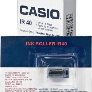Casio inktrol voor bureaurekenmachine HR8TEC