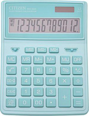Citizen CI-SDC444XRGNE | Desktop Calculator | Business Line | Groen