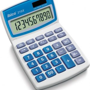 Ibico 210X - Bureaurekenmachine