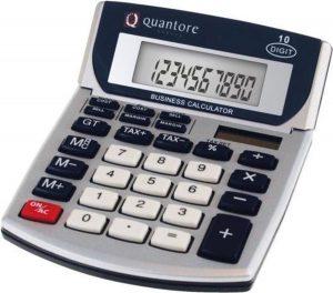 Quantore ST230Q - Bureaurekenmachine