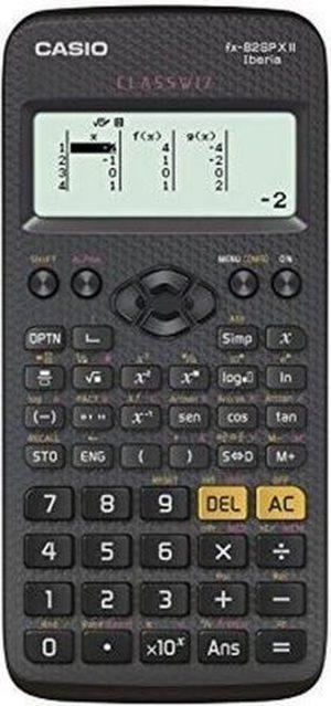 Rekenmachine Casio FX-82 SPX Zwart