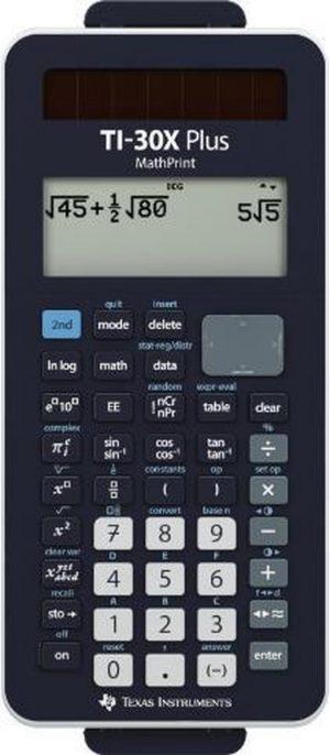 Texas Instruments TI-30X Plus MathPrint