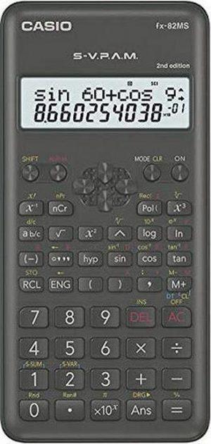 Rekenmachine Casio FX-82 Zwart