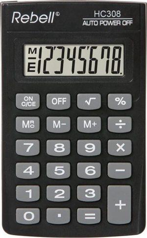 Rebell HC308 - Bureaurekenmachine